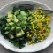 Kale, Avocado & Sweetcorn Salsa Salad