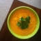 Thai Infused Chilled Butternut Soup